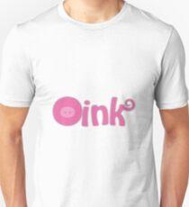 Oink! Unisex T-Shirt
