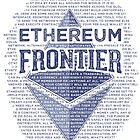 Ethereum Frontier original by Andrea Beloque