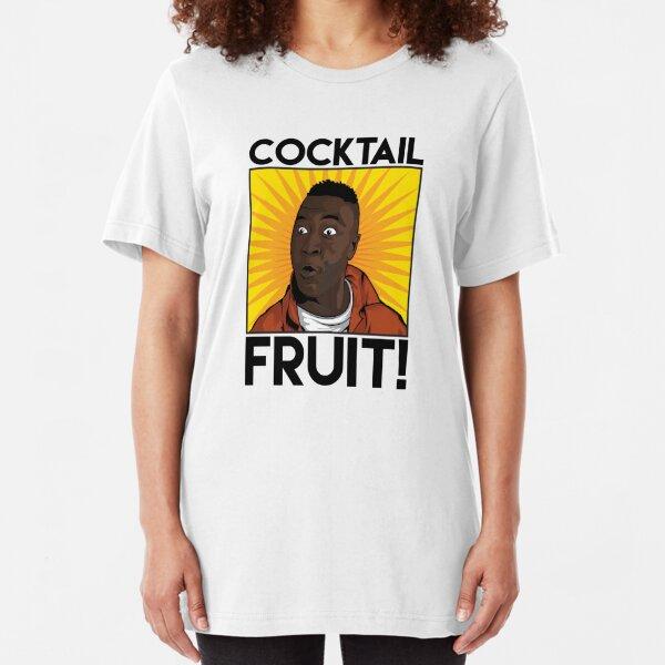 Cocktail.....FRUIT! Slim Fit T-Shirt