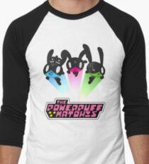 The Powerpuff Matokis Men's Baseball ¾ T-Shirt