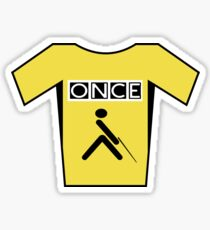 Retro Jerseys Collection - ONCE Sticker
