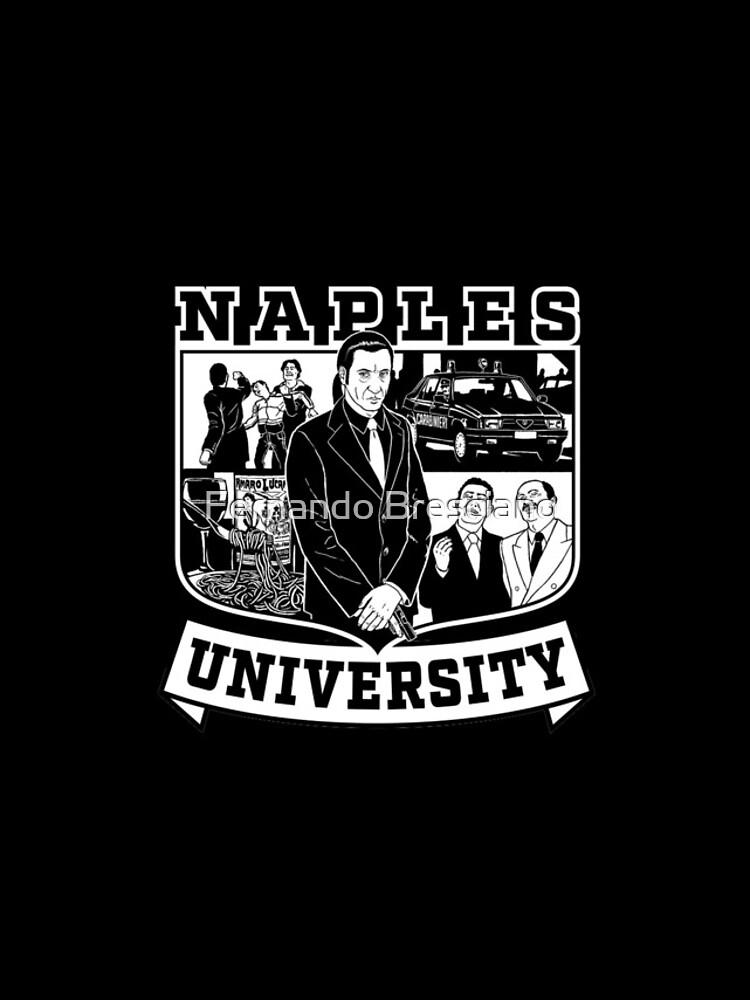 Naples University - The Sopranos by fbresciano
