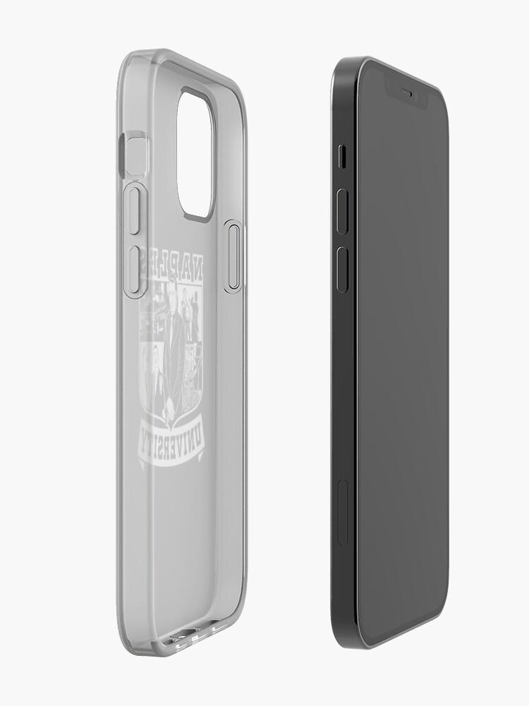 Alternate view of Naples University - The Sopranos iPhone Case & Cover