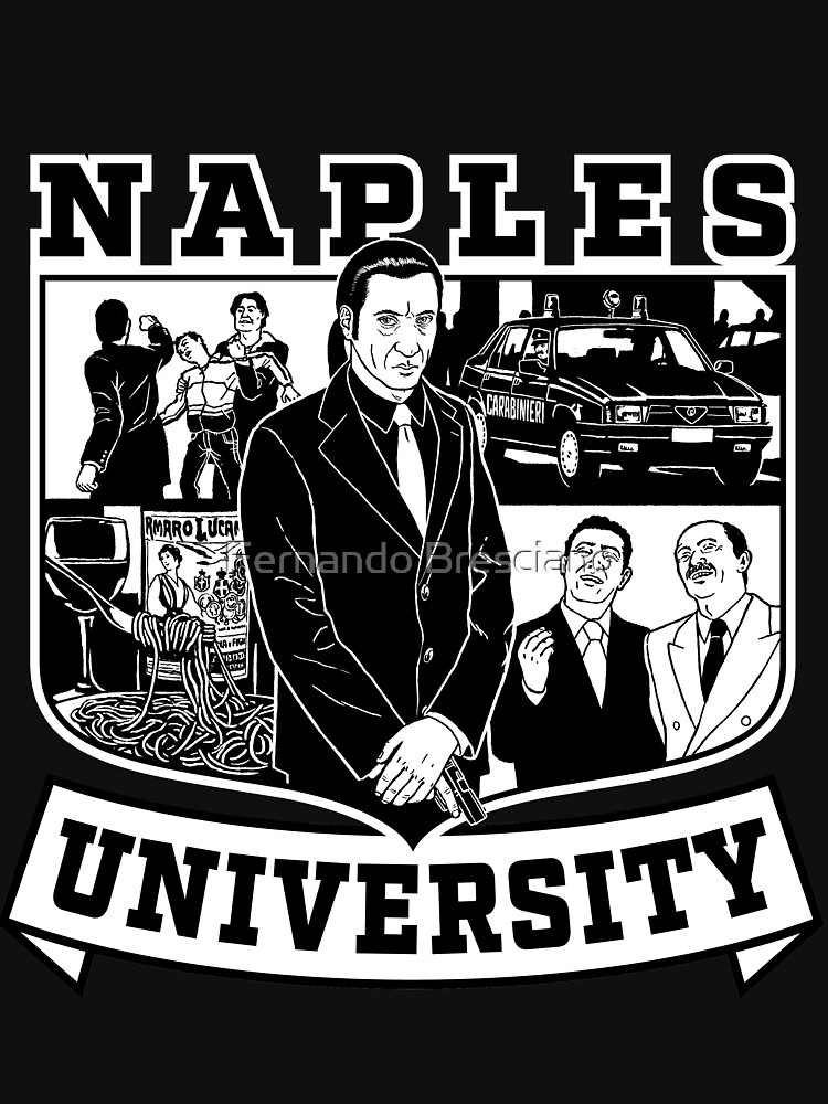 Naples University - The Sopranos by fbresciano