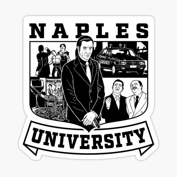 Naples University - The Sopranos Sticker