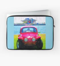 Bug And The Pier Laptop Sleeve