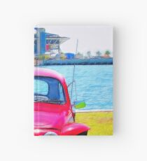 Bug And The Pier Hardcover Journal