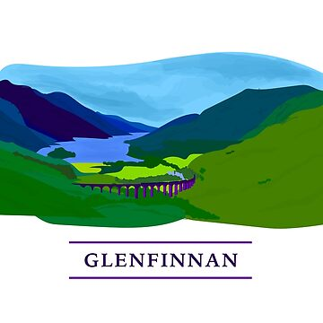 Glenfinnan Viaduct  by amymojo