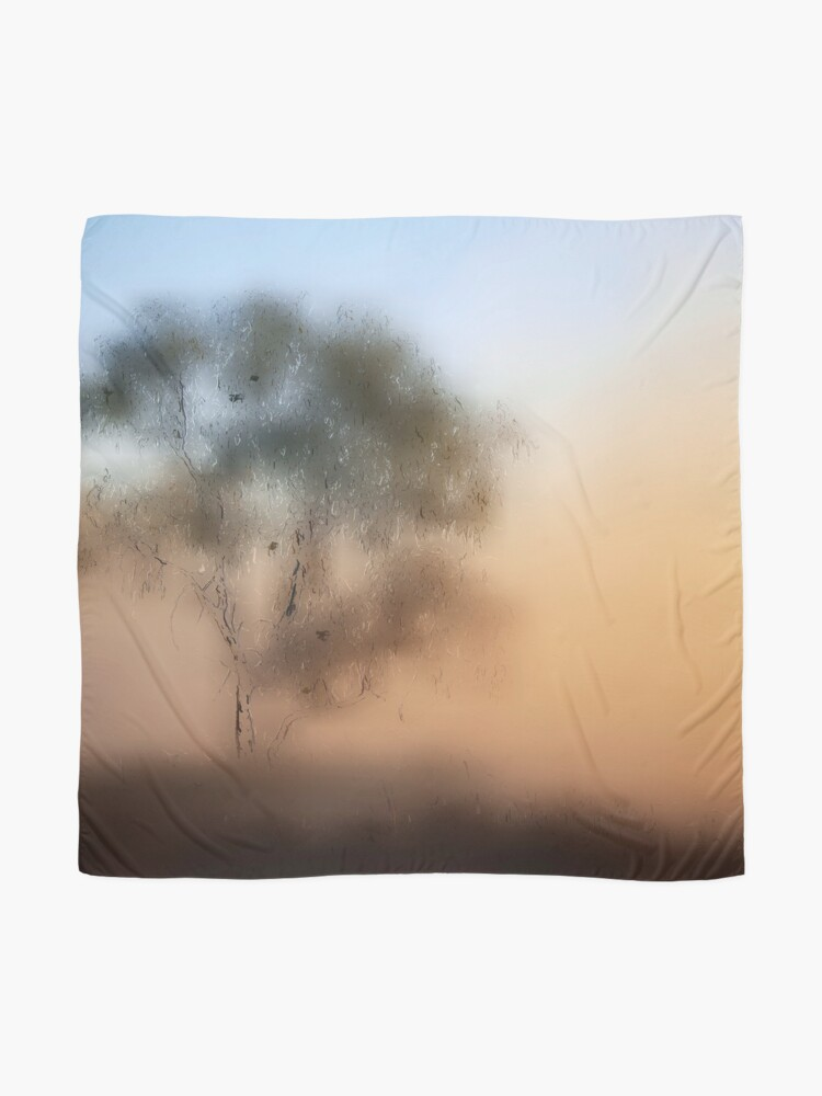 Alternate view of Meet Me At The Old Foggy Tree Scarf