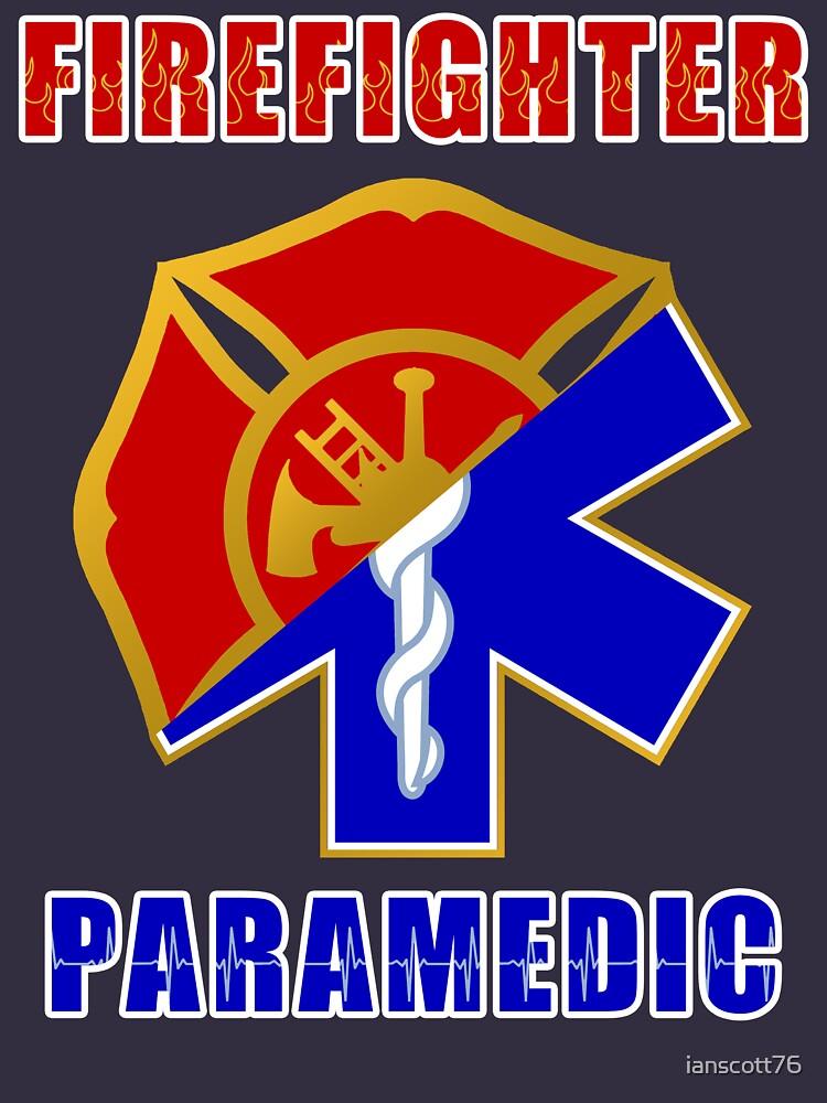 Firefighter-Paramedic by ianscott76