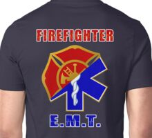 Firefighter-EMT Unisex T-Shirt