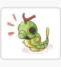 Pokémon Caterpie Sticker