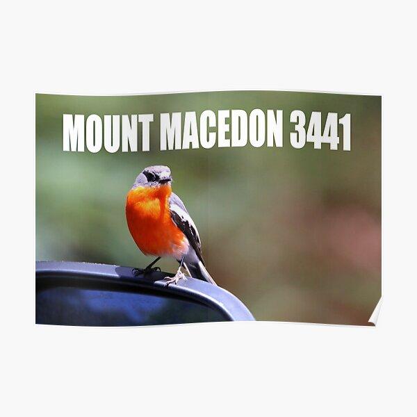 Mount Macedon 3441 Poster