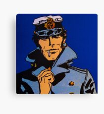 Corto Maltese  Canvas Print