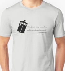 Doctor's wise words T-Shirt
