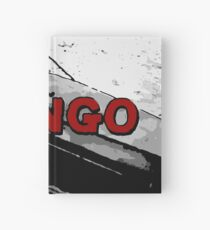 The D is silent Hardcover Journal