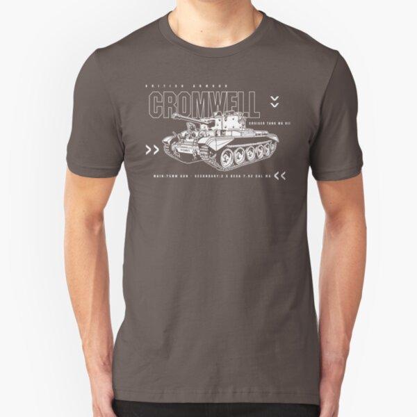 Cromwell Tank Mark VII Slim Fit T-Shirt