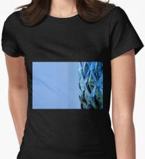 Glassware patterns Women's Fitted T-Shirt