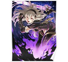 Fire Emblem Fates - Corrin (Dark Blood) Poster