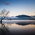 Winter Sunrise, Wanaka by Neville Jones