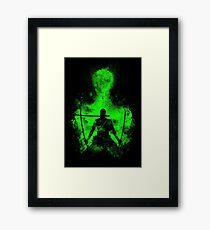 Zoro Art Framed Print