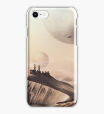 Sci Fi Desert iPhone Case/Skin