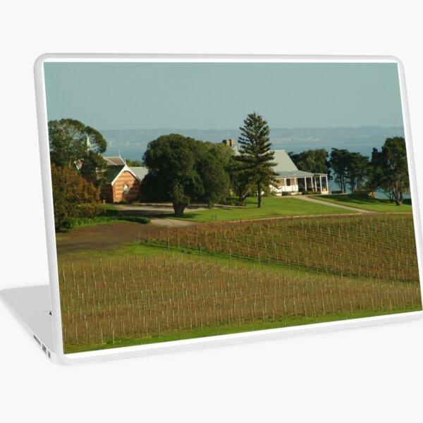 Joe Mortelliti Gallery - Spray Farm homestead, Bellarine Peninsula, Victoria, Australia. Laptop Skin