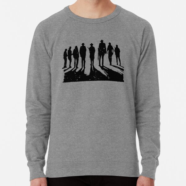 They came too late and stayed too long. Lightweight Sweatshirt