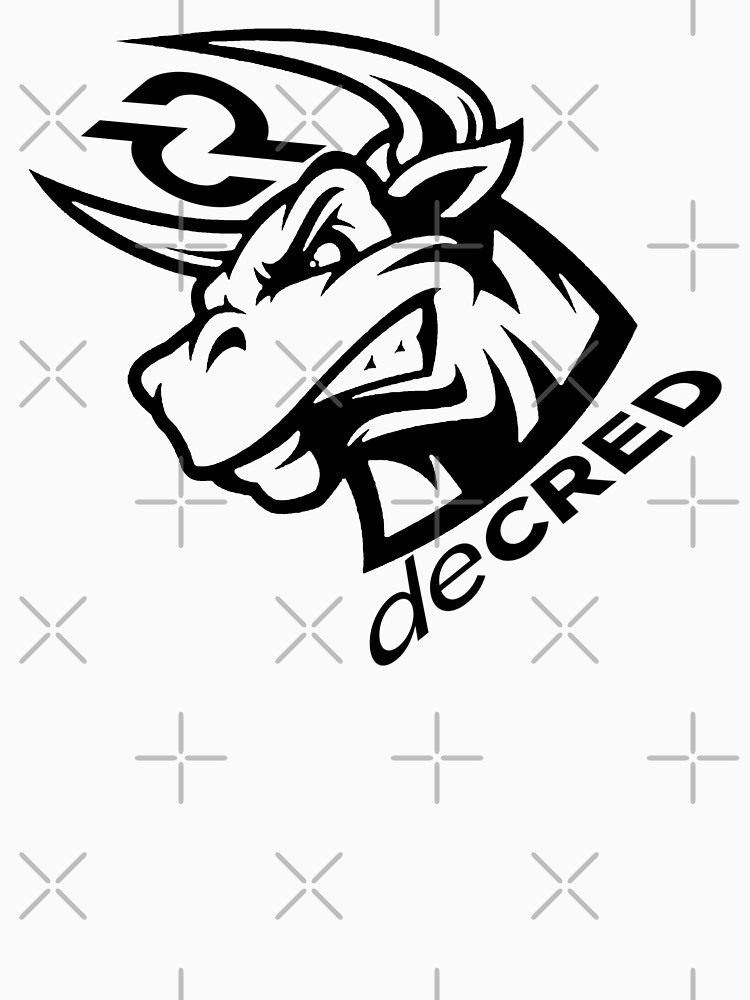 Decred bull rage v1 by OfficialCryptos
