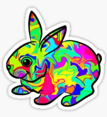 Rabbit Sticker