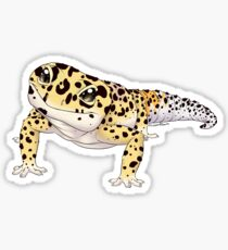 Leopardgecko Sticker