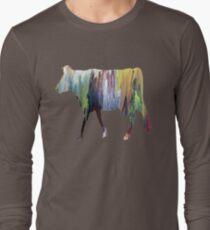 Guernsey cow Long Sleeve T-Shirt