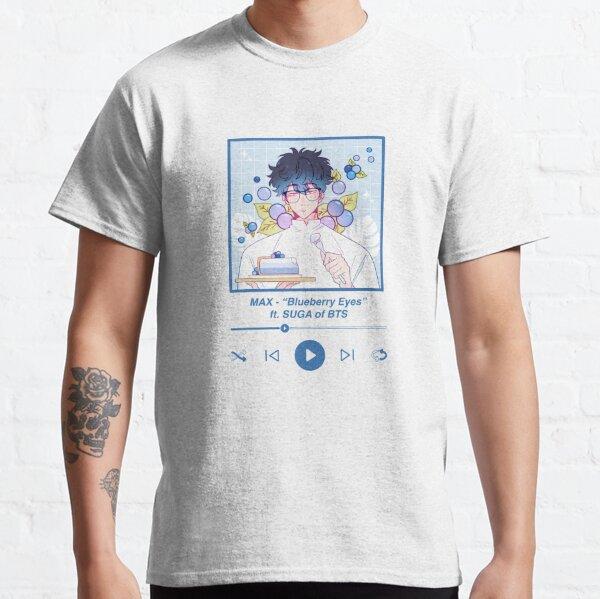 Lenguaje de señas Go Yohan yaoi Manhwa BTS reproductor MP3 Camiseta clásica