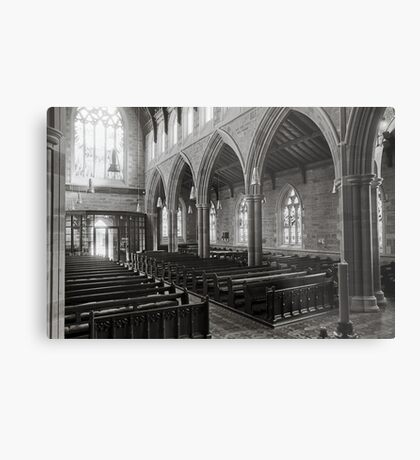 St David's Anglican Cathedral, Hobart Metal Print