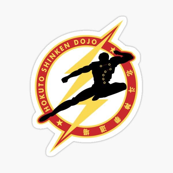 Hokuto Shinken Dojo Sticker