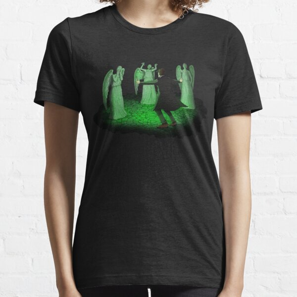 don't blink - doctor who Essential T-Shirt