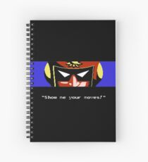 Show Me Your Moves! Spiral Notebook