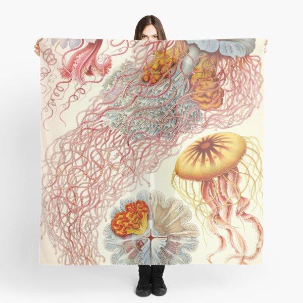 Jellyfish - Ernst Haeckel  Scarf