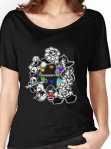 Undertale! Women's Relaxed Fit T-Shirt
