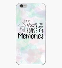 House of Memories iPhone Case