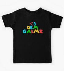 <3 DEM GAIMZ Kids Clothes