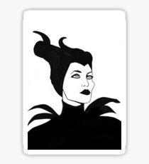 Malificent Sticker