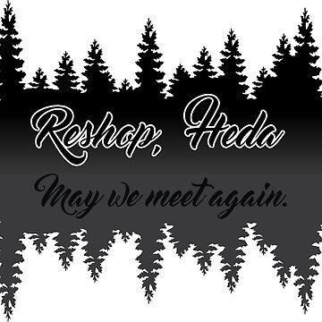 Reshop, Heda - Trees by honestlyanthony