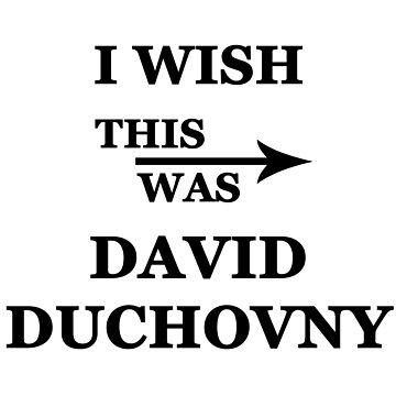 I wish this was David Duchovny by alwayscaskett