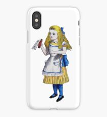 Alice 'Drink Me' iPhone Case/Skin