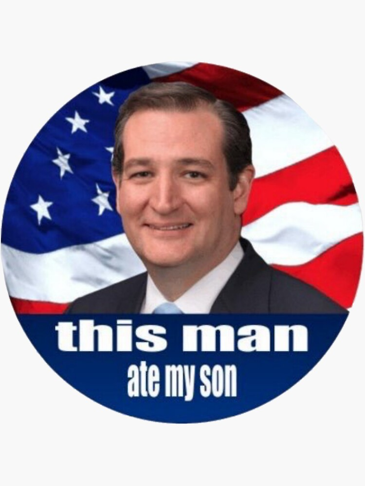 Ted Cruz is a monster 2016 by IAMDIANNIMAL