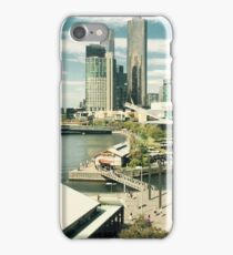 Melbourne convention Centre iPhone Case/Skin