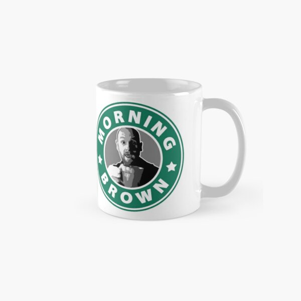 Morning Brown (Broden) Classic Mug