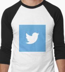 Twitter Men's Baseball ¾ T-Shirt