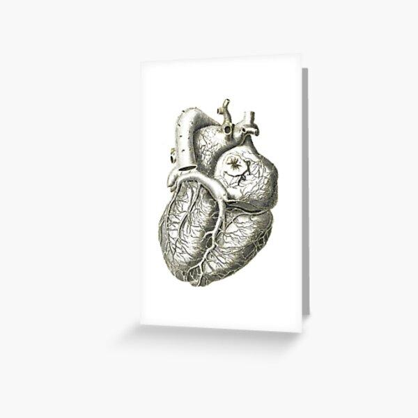 Take Heart Greeting Card